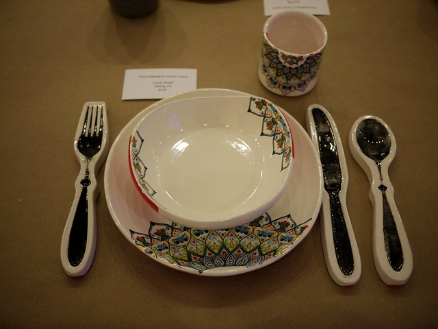 Place Settings for Social Justice
