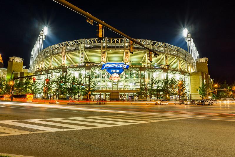 Progressive Field-Cleveland