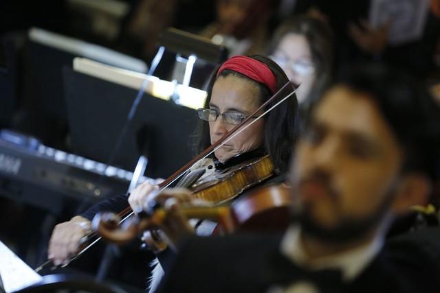 """""""El Magnificat"""" de Bach reúne a la Orquesta Sinfónica Nacional y al Coro Nacional de Guatemala"""