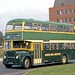 Green Bus Service, Great Wyrley: 20 (FKY244E) in Park Road, Cannock