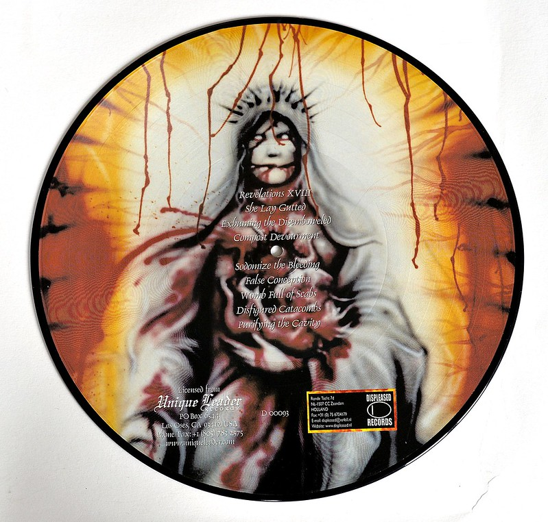 A0414 DISGORGE - She Lay Gutted (PD)