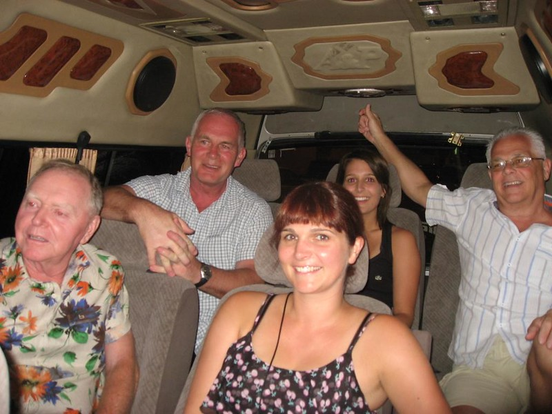 Ten Thailand travellers visit Pattaya