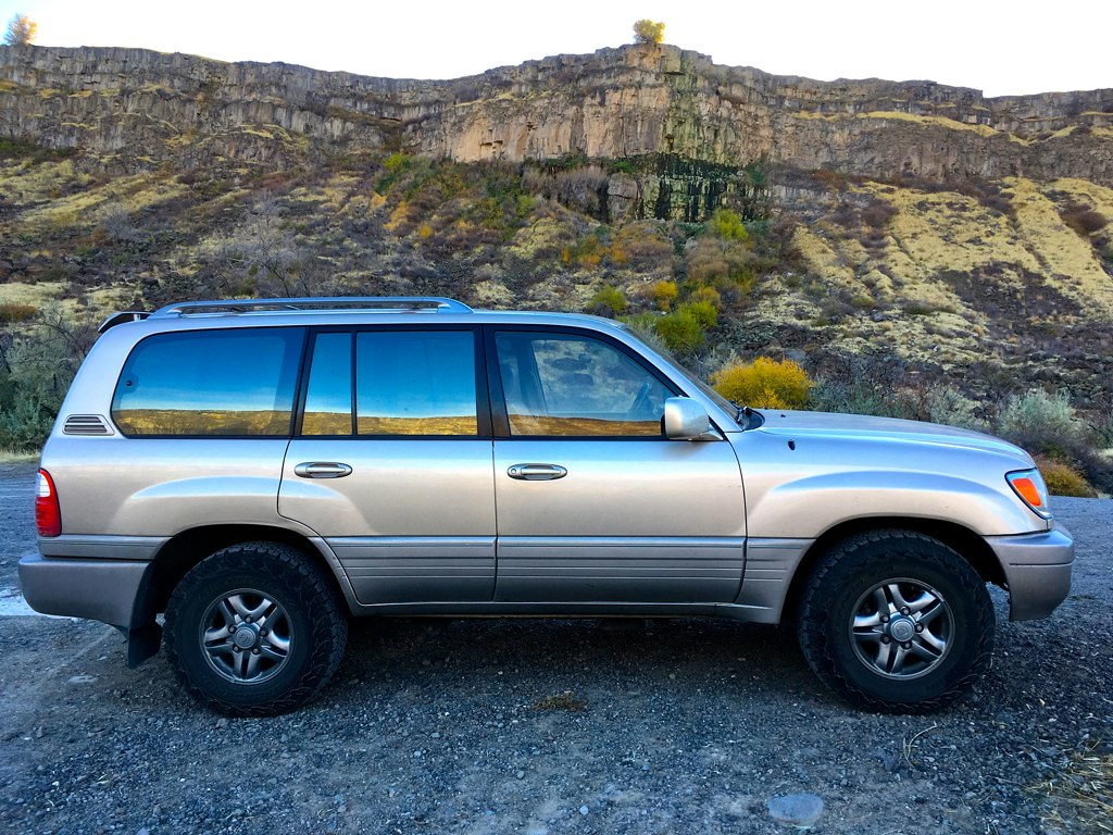 1999 LX470 expedition/overland build!   Expedition Portal
