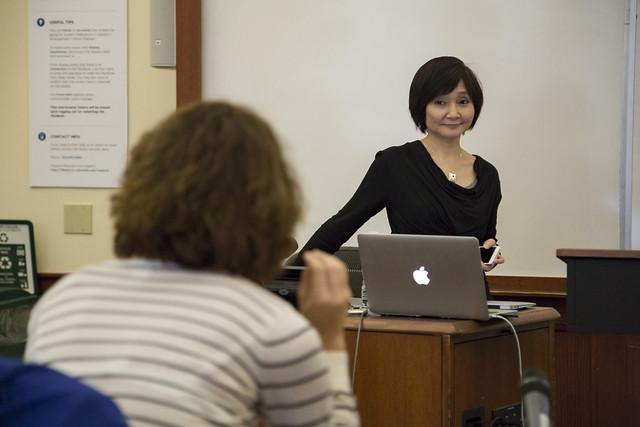 Book Talk: Theorizing Pedagogical Interaction with Hansun Waring