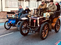 Veteran Car Rally