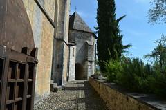 Narrow alleys - Photo of Izaourt