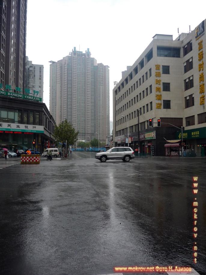 Шанхай фотозарисовки