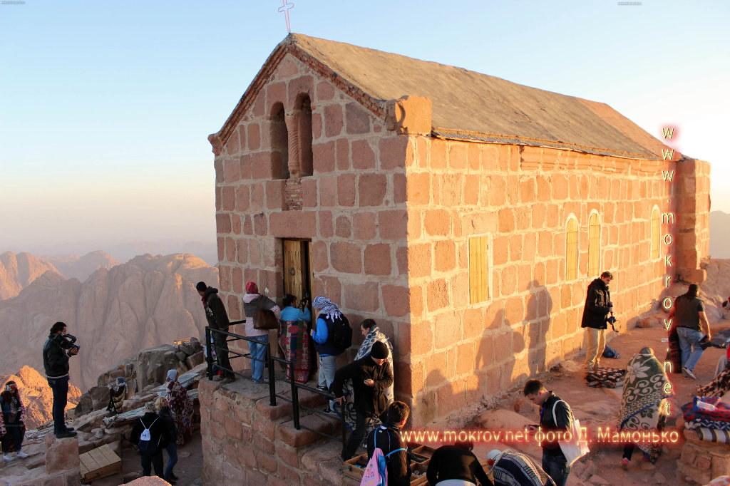 Синайские горы — Египт фото сделанные как днем, так и вечером