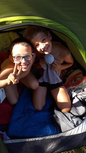 Août 2017 - Nuitée au camping le Galan