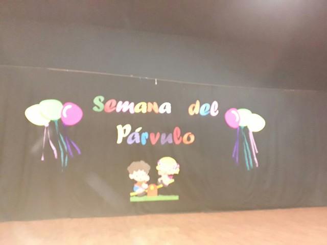 2017 - Acto Dia del Parvulo