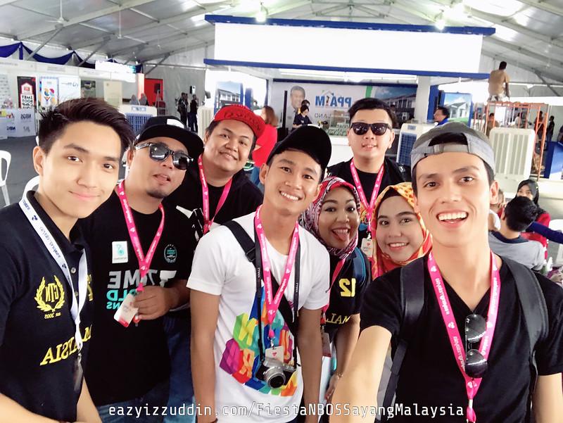 Fiesta NBOS Sayang Malaysia