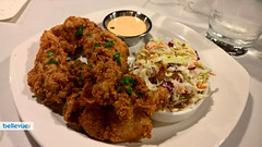 Fried Oysters at Taylor Shellfish Oyster Bar - Downtown Bellevue | Bellevue.com