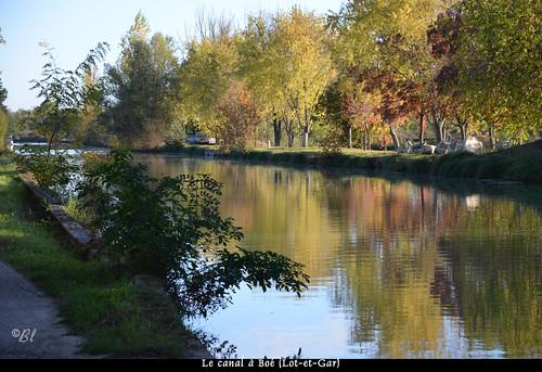 Reflets d'un doux automne