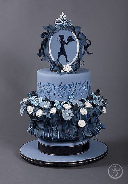 Cake by Simone Hanlon,The Cake Artist
