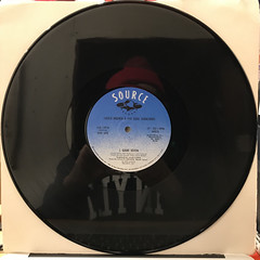 CHUCK BROWN & THE SOUL SERCHERS:GAME SEVEN(RECORD SIDE-A)