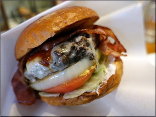 Photo:2017-11-19_ハンバーガーログブック_おしゃれ街中の炭火焼の店【北山】BurgerCompany_07 By:logtaka