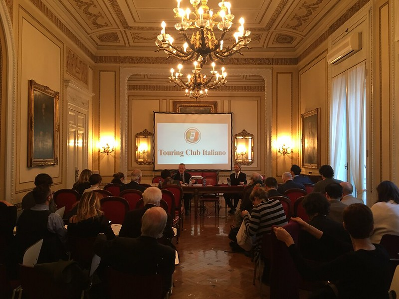 European Heritage Alliance Meeting at Touring Club Italiano