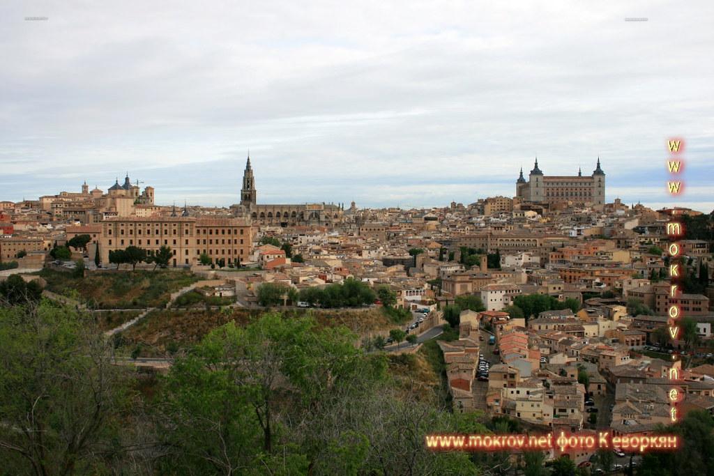 Толедо — Испания фотографии