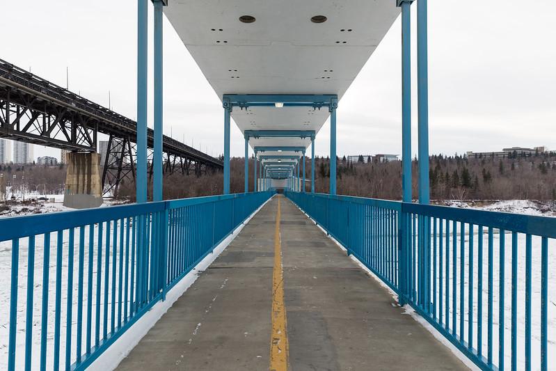 Dudley B. Menzie Bridge Pedestrian Walkway