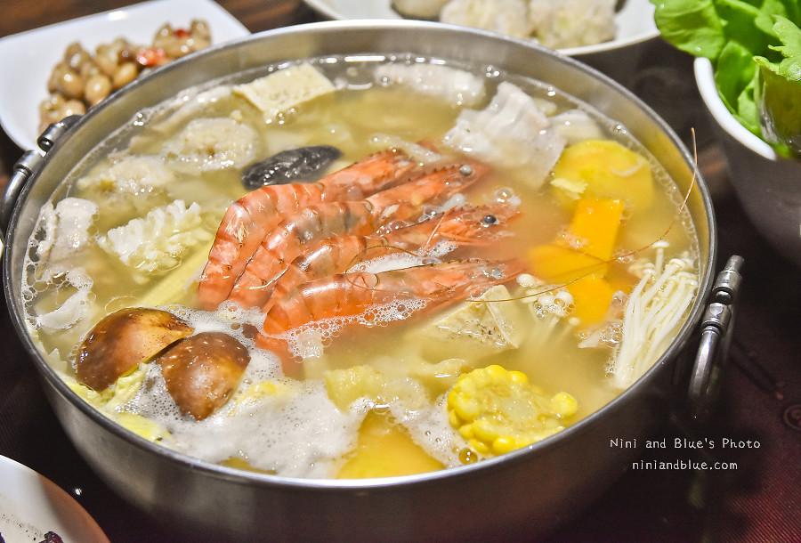 台中天津路張老甕酸菜白肉鍋15