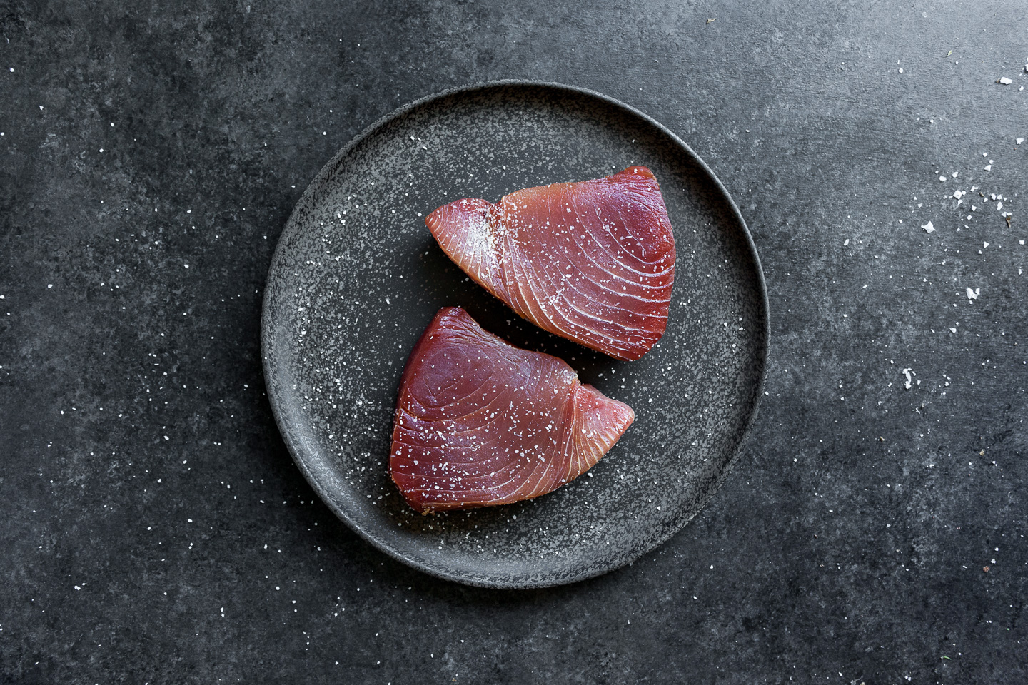 Pan-Seared Yellowfin Tuna