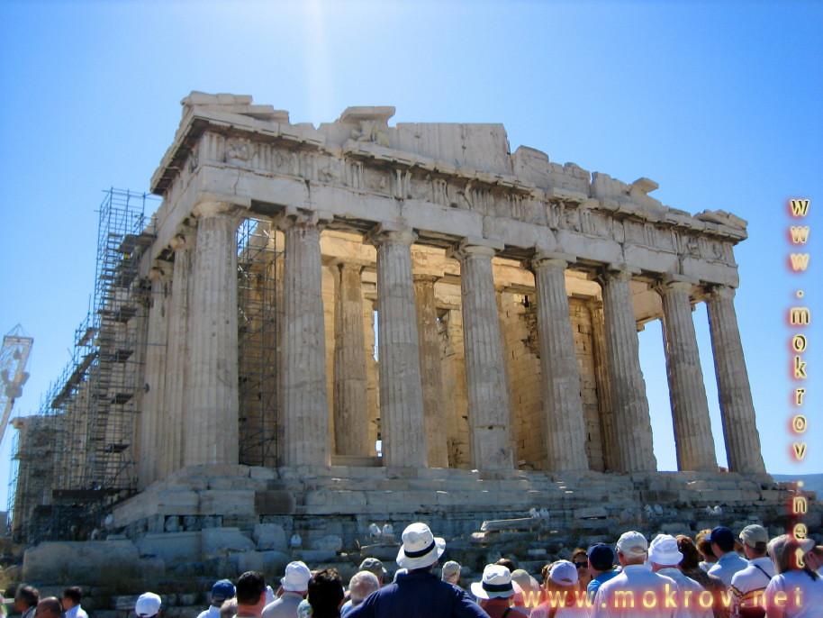 Афины в Греция фотозарисовки