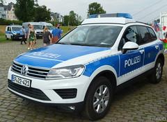 VW Touareg - Bundespolizei