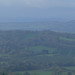 Malvern Hills: view from the ridge