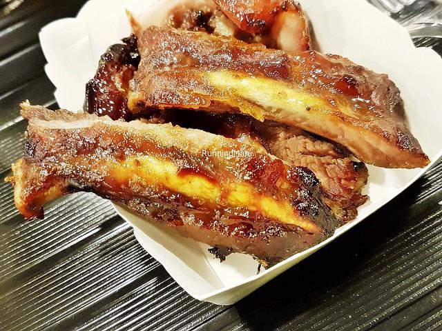 Honey Pork Ribs