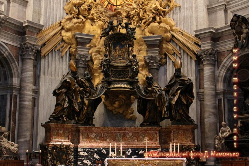 Государство — город Ватикан живописные фотоискусства