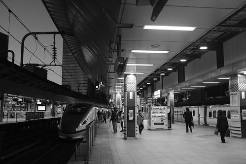 Tokyo Station on morning 19-11-2017 (6)