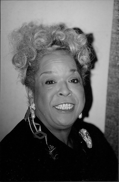Late great Della Reese copyright JMS 2000 (1)