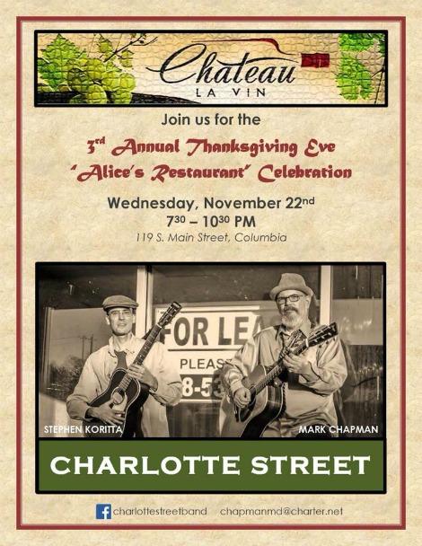 Charlotte Street 11-22-17