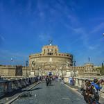 Castel Sant' Angelo - Roma - https://www.flickr.com/people/142184921@N07/