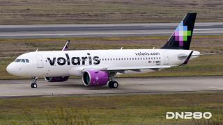 Volaris A320-271N msn 7804