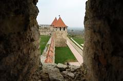 Ottoman era fortress in Bender / Transnistria