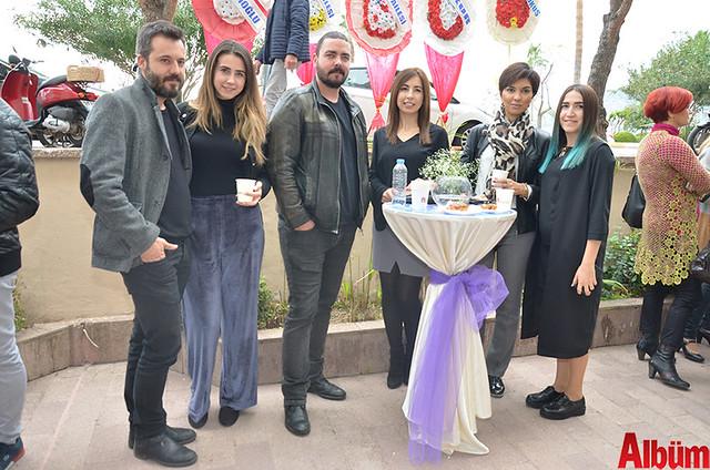 Hüseyin Ünal, Nur Ünal, Gökhan Efe Akçalıoğlu, Bahar Cırık, Leyla Jabbarlı, Zehra Yılmaz