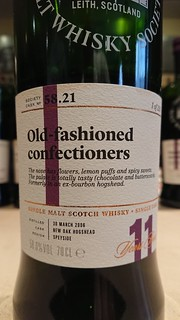 SMWS 58.21 - Old-fashioned confectioners
