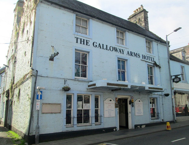 Galloway Arms Hotel, Newton Stewart