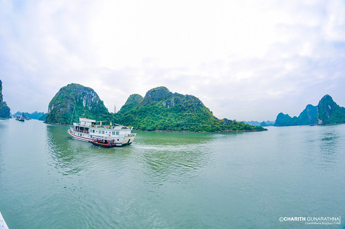 Ha Long Bay - Bay in Vietnam