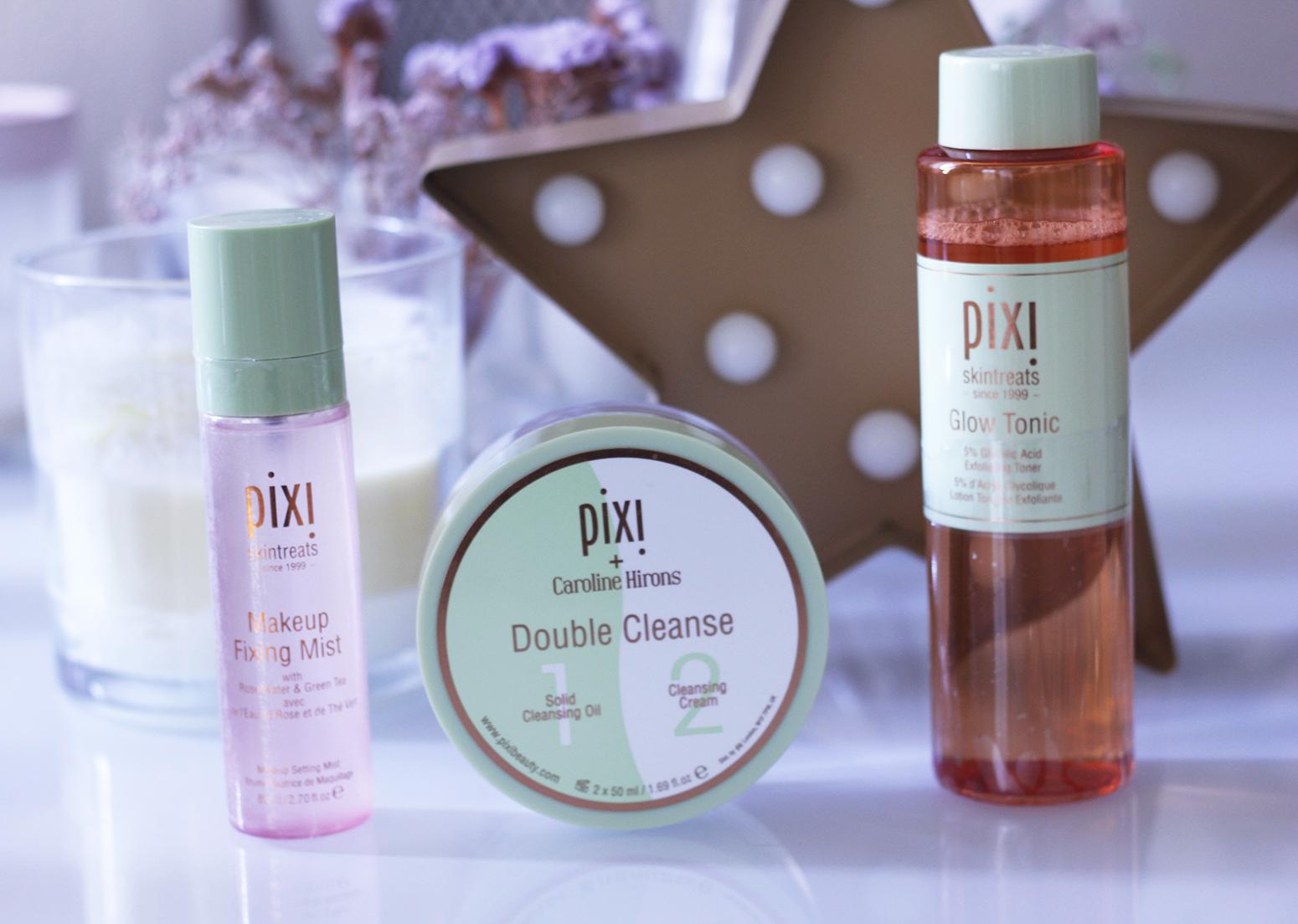Rutina de belleza pixi biotherm chanel lierac lancôme eli saab cuidados de la piel cremas piel3