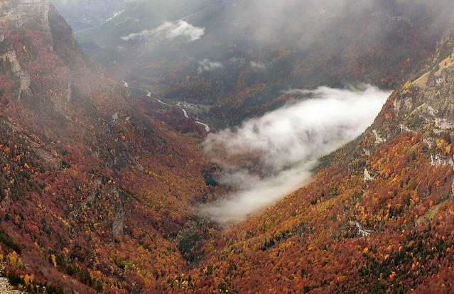 El Valle de Ordesa, Panasonic DMC-FZ5