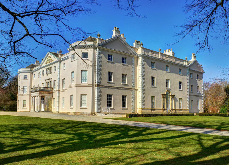 Saltram House, Plympton, Devon. Credit Baz Richardson, flickr