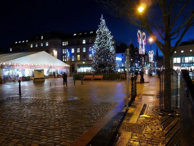 Dundee Xmas Tree