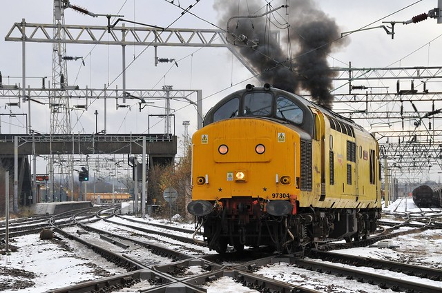 97304 'John Tiley' Bescot Junction
