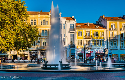 Tango of Light & Shadows - Plovdiv, Bulgaria.