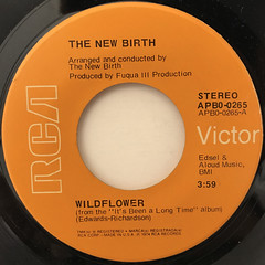 THE NEW BIRTH:GOT TO GET A KNUTT(LABEL SIDE-B)