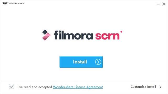 Wondershare Filmora Scrn Review - High Quality Screen