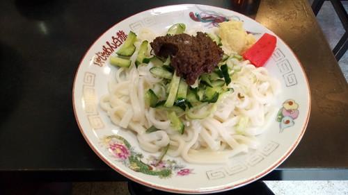 じゃじゃ麺!@白龍