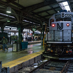A Rumble in the Depot